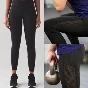 LULULEMON • Fit Physique • Black Tight Leggings